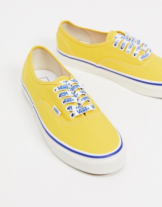 Yellow Plimsolls   Shop the world's