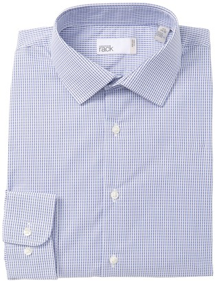 Report Collection Nordstrom Rack Trim Fit Micro Dobby Stripe Dress Shirt