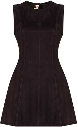 Marni A-line mini dress