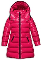 Moncler Girls' Moka Hooded Jacket - Sizes 2-6