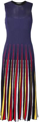 MSGM pleated dress