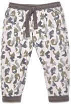Infant Boy's Kardashian Kids Print French Terry Jogger Pants