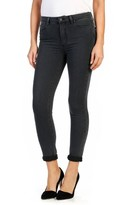 Paige Women's Transcend Hoxton Crop Roll-Up High Waist Ultra Skinny Jeans