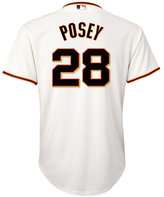 Majestic Boys' Buster Posey San Francisco Giants Replica Jersey
