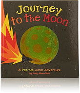 Simon & Schuster Journey To The Moon: A Pop-Up Lunar Adventure