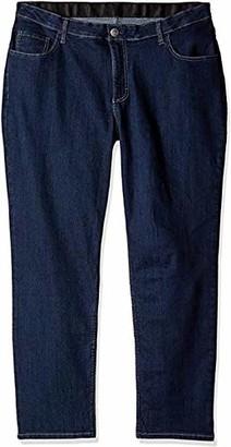 Riders by Lee Indigo Women's Plus-Size Slender Stretch Skinny Jean
