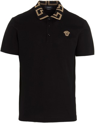 Versace Greca Polo Shirt