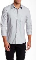 Rogue Woven Long Sleeve Trim Fit Shirt