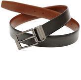 Perry Ellis Zenus Leather Belt