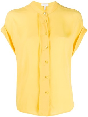 Escada Sport Button Placket Blouse