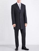 Armani Collezioni Classic regular-fit wool coat