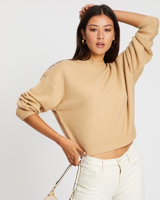 Nude Lucy Remi Crew Neck Jumper