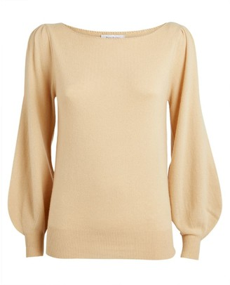 Roche Ryan Cashmere Balloon Sweater