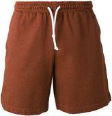 Golden Goose Deluxe Brand drawstring retro shorts - men - Cotton - S
