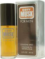 Coty Musk By Cologne Spray 1.5 Oz
