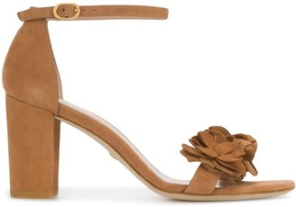Stuart Weitzman 75mm strap sandals