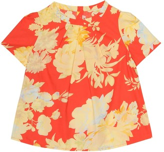 Bonpoint Layla floral cotton top