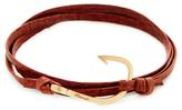 Miansai Matted Hook On Shark Bracelet
