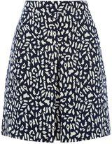 Warehouse Animal Printed Skirt