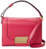 Stuart Weitzman Mini Leather Satchel