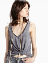 Lucky Brand Burnout Tank