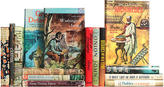 One Kings Lane Vintage Children's History Biographies, Set of 15