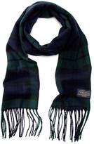 Pendleton Plaid Wool Scarf