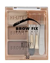 Milani Brow Fix, Medium, 0.15 Ounce
