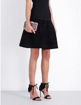 Roland Mouret Ellis stretch-knit skirt