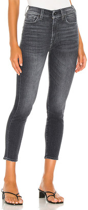 7 For All Mankind High Waist Ankle Skinny. - size 23 (also