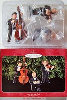 Hallmark Keepsake Ornament - The Three Stooges Musicians 1998 (QX6503)