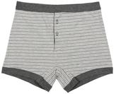 Etiquette Clothiers Grand Pure Comfort Stretch Cotton Stripe Trunks