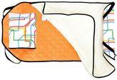 Urban Infant Metro Tot Cot Toddler Nap Mat in Orange