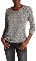 KUT from the Kloth Mallory Scoop Neck Pullover