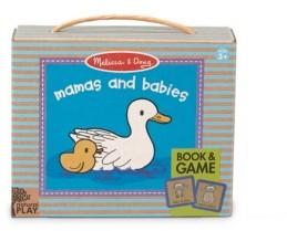 Melissa & Doug Np Book and Game - Mamas and Babies