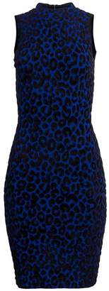 Milly Cheetah Print Bodycon Dress