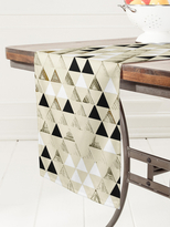 Deny Designs Triangle Standard Table Runner