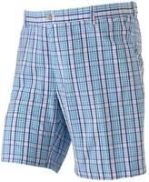 Izod Big & Tall Portsmouth Classic-Fit Plaid Shorts