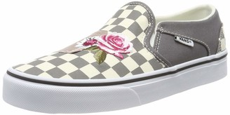 Vans Women's Asher Classic Checkerboard Trainers