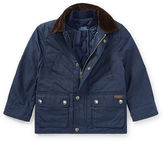 Ralph Lauren 2-7 2-In-1 Canvas Barn Jacket