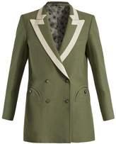 BLAZÉ MILANO Midday-Sun double-breasted linen jacket