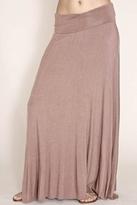 Rachel Pally Long Full Skirt in Putty