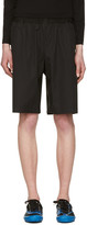 Comme des Garcons Black Workstitch Shorts