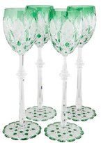 Baccarat Tsar Crystal Glasses