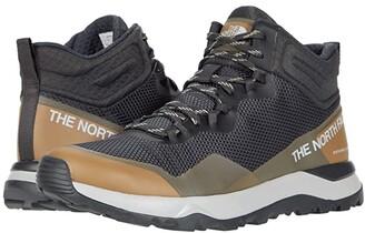 The North Face Activist Mid Futurelight (TNF Black/Clear Lake Blue) Men's Shoes
