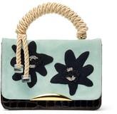 Lizzie Fortunato Beatrice Purse in Matisse Floral