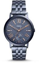 Fossil Gazer Multifunction Blue Stainless Steel Watch