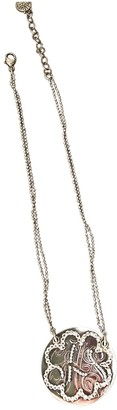 Gas Jeans Diva Silver Metal Necklaces