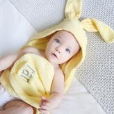 My 1st Years Yellow Bunny Hooded Towel