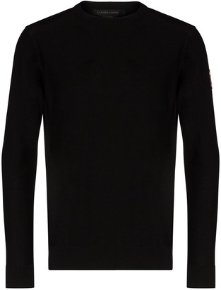 Canada Goose Dartmouth wool jumper